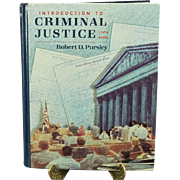 Introduction of Criminal Justice 5th Ed.