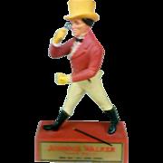 Johnnie Walker Scotch Whisky Advertising Display Figurine