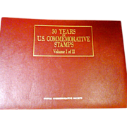 1950 to 1973 Uncirculated Commemorative Stamp Collection - 405 STAMPS