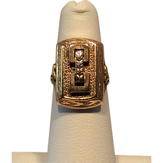 14k Victorian Gold Ring