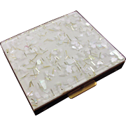 Confetti Lucite Compact SF Co. 5th Ave.