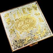 Unused VOLUPTEL NY Souvenir Compact