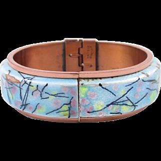 "MATISSE Renoir ""Elegance"" clamper bracelet."