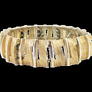 Crown TRIFARI Mod Z link bracelet