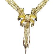 Vendome Waterfall Chain Necklace