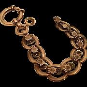 Beautiful GF Man's Watch Chain