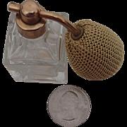 Small Atomizer Perfume - Leo Mann, Boston
