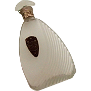 Old Perfume Bottle by Queen, Chicago, Jockey Club