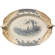 Royal Worcester Pheasant Platter