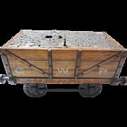 Great Western Railroad Smoker's Box