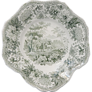Spode Aesops Fables Plate