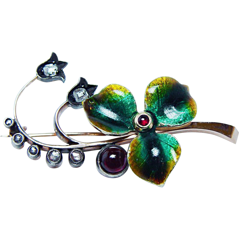 faberg carl collection c brooch wartski japanese faberge