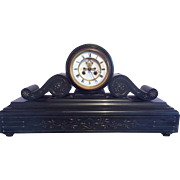 FRENCH TABLE CLOCK FROM 19th CENTURY