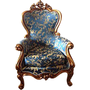 Louis XVI chair, French amazing taste