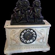 Juan Clara French table clock - FREE SHIPPING