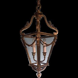 Balcon/Yard lamp in Louis xvi style