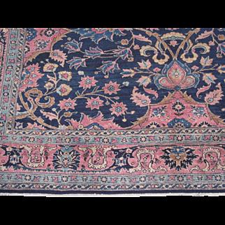 Lilian Carpet , Oriental Rug , West Persia , 1st Quarter 20th Century , 11.5 x 8.8