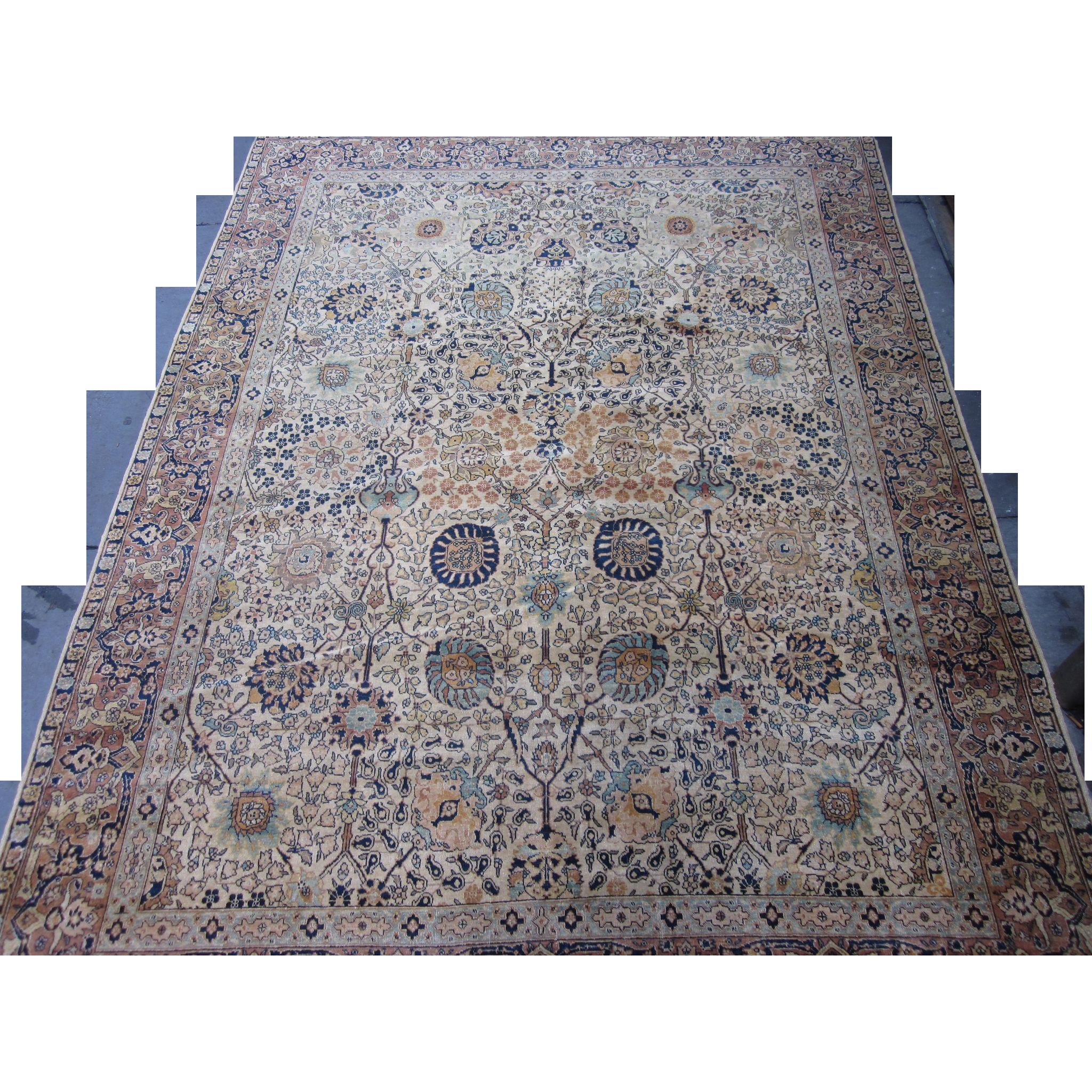 Persian tabriz carpet oriental rug azerbaijan province for Northwest flooring