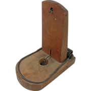 Antique Wooden Rat Trap Made by Lovell Manufacturing in the 1880's. A true Oddity.