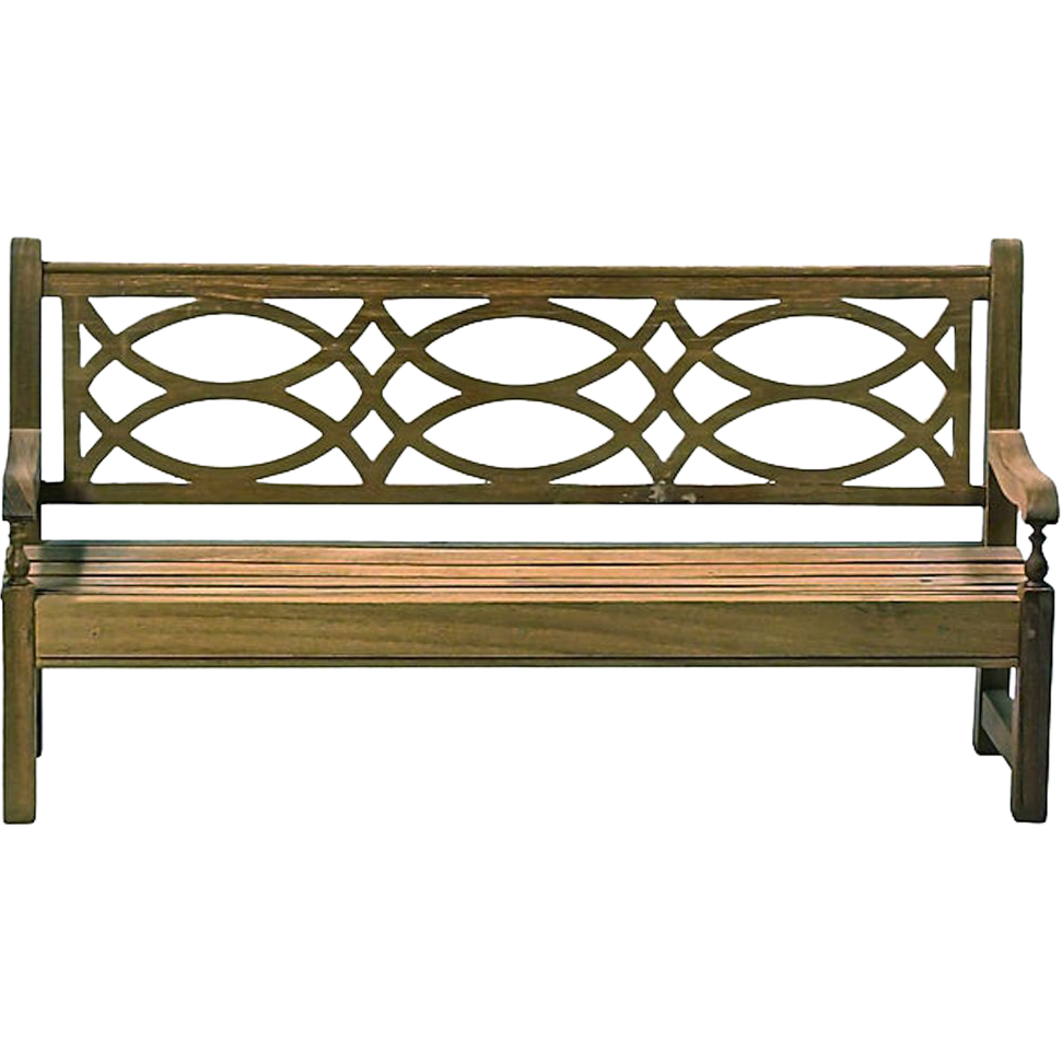 Vintage English Model Wooden Lutyens Bench From Vermiliondesigns On Ruby Lane