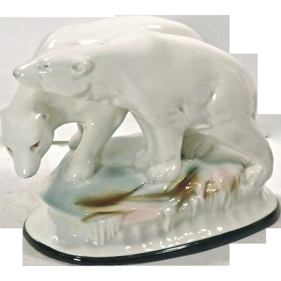 Vintage Ceramic Figurine 12