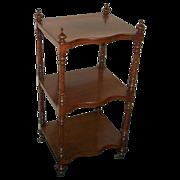 Etagere', William Fourth Shelves
