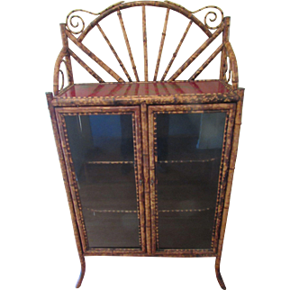 19th C. English Bookcase