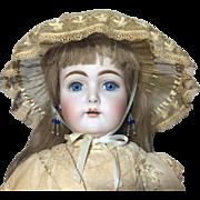 """26"""" Rare Kammer & Reinhardt/Simon & Halbig Bisque Doll Antique Exquisite Original 192/14"""