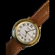 Vintage Geoffrey Beene Men's Quartz Deco Watch