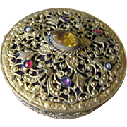 Art Nouveau Compact Made in Austria