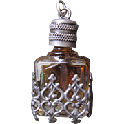 Chatelaine Perfume in Sterling