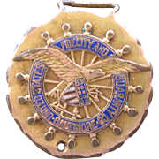 US Fidelity and Guaranty Co. Watch Fob