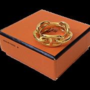 Hermes Scarf Ring
