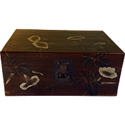 Hand-Painted Chinese Chest