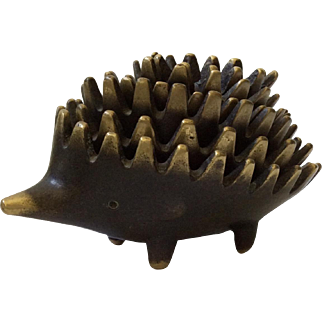 Walter Bosse Stacking Hedgehogs, c 1950