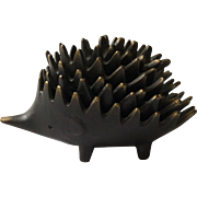 Iconic MidCentury Walter Bosse Stacking Hedgehogs Set