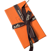 Hermes Scarf Knotting Cards, Cartes a Nouer: Sealed in Box with Hermes Logo Ribbon