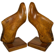 Fun Shoe Form Bookends