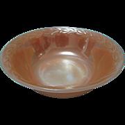 Fenton Marigold Carnival Glass.