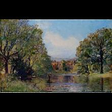 """Angling"" Sir David Murray, R.A. 1849-1933,"