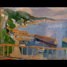 French Riviera, c 1926, (Pre-Season Sale)