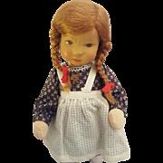 Original Kathe Kruse Hanne Girl Bettina in Original Box Adorable