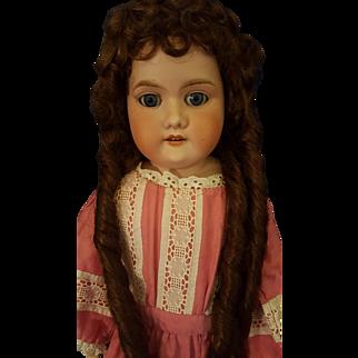 Antique Armand Marseille Floradora A7M Large 28 inch Doll