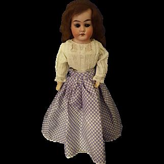 Heinrich Handwerck Hch 9/0 H Antique Shoulder Head 16 inch doll