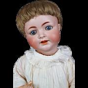 "Kammer & Reinhardt Simon Halbig 126 Antique Doll Baby Bisque Head Comp Body 17"""
