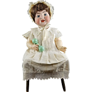 "HUGE Antique Doll Baby Kammer Reinhardt K*R Simon Halbig 126 RARE LG Size 26+"""