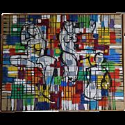 """Alvin H Cohen """"Images in Colors"""""""
