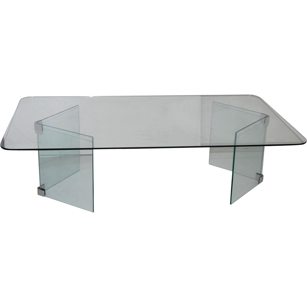 Mid Century Modern Glass Coffee Table Hollywood Regency Pace Mary Kay S Furniture Ruby Lane