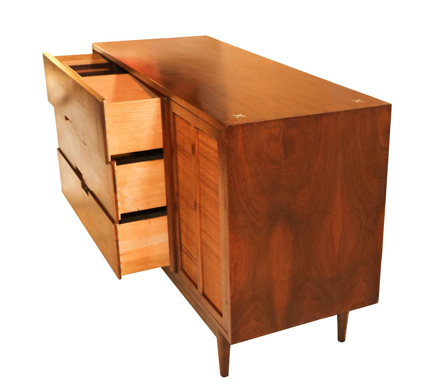 Mid Century Credenza by American of Martinsville from