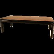 Mid Century Lane Rosewood Coffee Table